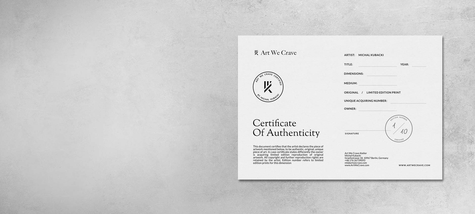 Art_We_Crave_quality_certificate_of_authenticity